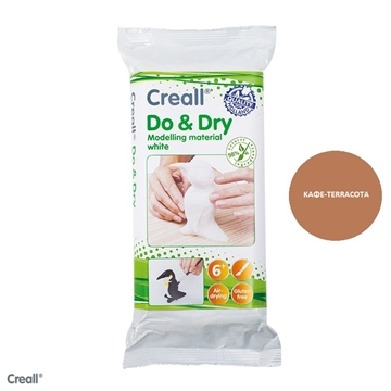 Picture of ΠΗΛΟΣ CREALL 500gr ΚΑΦΕ DO&DRY 6+