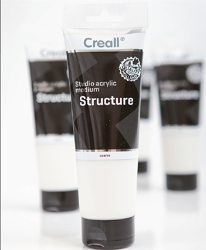 Εικόνα της ΑΚΡΥΛΙΚΟ STRUCTURE COARSE CREALL STUDIO 250ML TUBE 0.92.340