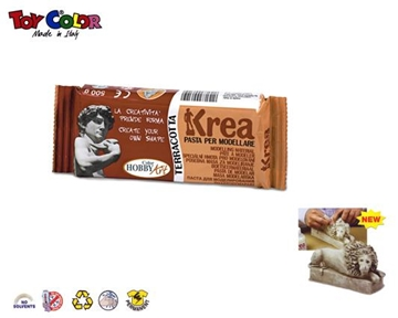 Picture of ΠΗΛΟΣ KREA 500gr ΚΑΦΕ