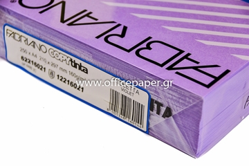 Picture of ΧΑΡΤΙ FABRIANO 160GR A4 VIOLETTA  ΠΑΚ.250Φ