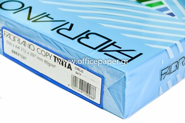 Picture of ΧΑΡΤΙ FABRIANO 160GR A4 CIELLO-SKY ΠΑΚ. 250ΦΥΛΛΑ