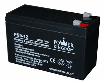 Picture of ΜΠΑΤΑΡΙΕΣ UPS RS7-12VOLT 9Ah POWER KINGDOM