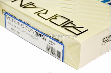Picture of ΧΑΡΤΙ FABRIANO 160GR A4 AVORIO-IVORY  ΠΑΚ 250ΦΥΛΛΑ