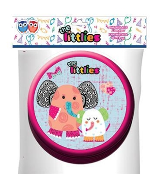 Picture of ΠΙΑΤΑ ΠΑΡΤΥ THE LITTLIES ELEFANT 23EK. 6TEM  000646001