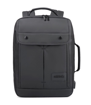 ΤΣΑΝΤΑ CITY-LAPTOP ARCTIC HUNTER ΜΑΥΡΟ B00325-BK