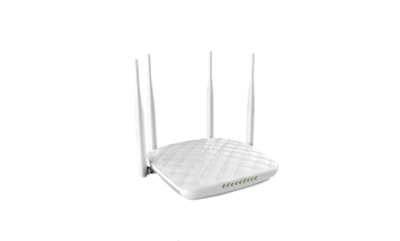 ROUTER ACCESS POINT TENDA Ασύρματο Router FH456 , 300Mbps, 4 antenas 5dbi