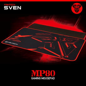 MOUSE PAD GAMING SVEN MP80 40 x 350 x 3mm, μαύρο